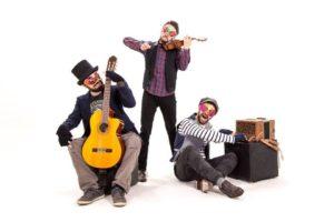 Trio Masquerade